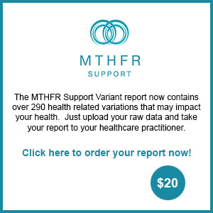 MTHFR Support Variant Report